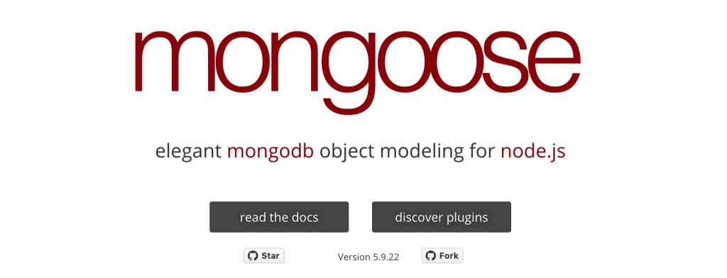 mongodb nodejs